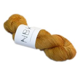 Butterscotch - NBK Superwash Merino Fingering