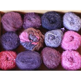 Wild Berries - Magic Mohair Gift Pack