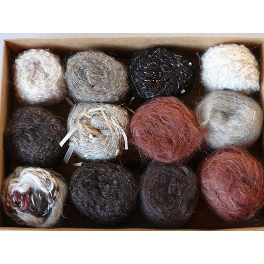 Cappucchino - Magic Mohair Gift Pack