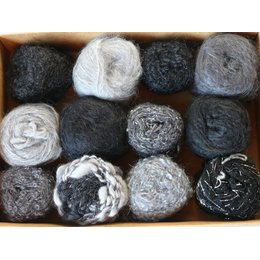 Silver Lining - Mohair Magic Gift Pack