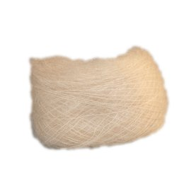 Sand - Brushed Mohair Extra Fine