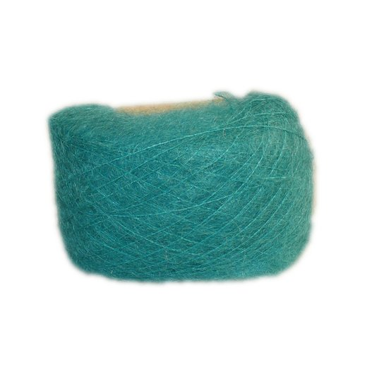 Sea Green - Brushed Mohair Extra Fine