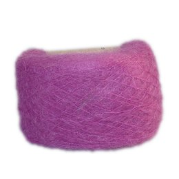 Fuchsia - Brushed Mohair Extra Fine