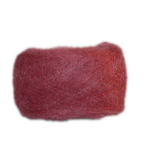 Rose - Brushed Mohair Extra Fine