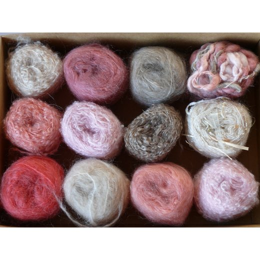 Strawberry Cake - Mohair Magic Gift Pack