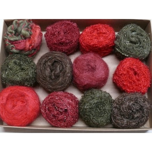 Fireball-  Magic Mohair Gift Pack