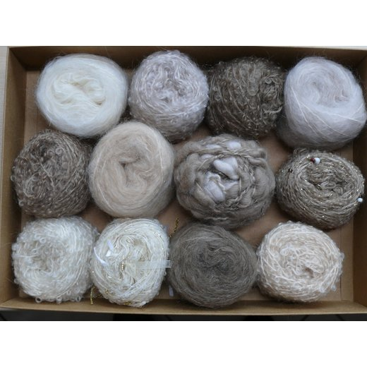 Shifting Sand - Magic Mohair Gift Pack